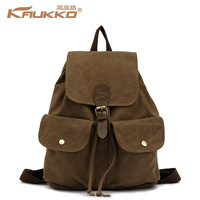 Preppy style fashion tassel backpack school bag cloth bags women's bag casual travel bag