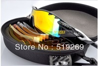 Radar lock Path radarlock Men sunglasses / 5 pairs lens cycling glasses year gift sport sunglasses