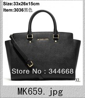 Free shipping Single shoulder bag portable new fashion classic MK handbag 9825 louis brand  MichaelShandbag