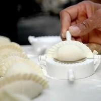 FREE SHIPPING! 1000PCS/LOT! Hot-selling Medium belt dumplings device dumpling bag 19g