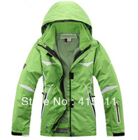 Free Shipping New Womens Outdoor Jacket Waterproof Ladies fashion coat winnter ski
