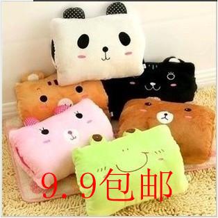 Brinquedo de pelúcia animal cartoon mão boneca mais quente presente inverno(China (Mainland))