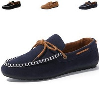 Free shipping 2013 Wear slip-on single driving trend breathable leisure shoes fashion brand flats retro men canvas shoes DX19