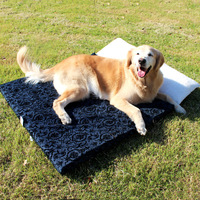 Kennel8 dog kennel pet supplies pet nest full unpick and wash the mat large dog kennel