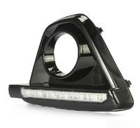LED Daytime Running Light CX-5 Mazda DRL CX5 Black Cover Daylight Auto DRL Car Fog Lamp LED Top Quality