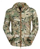 Pro New Men Hunting Camping Waterproof Coats Jacket Hoodie CP Camo
