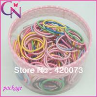 Free shipping 160 pcs/lot  Kids Elastic Band  Baby Ponytail Holder Children Colorful Hair Band    CNHB-810HB05