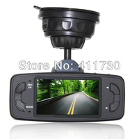 GS9000 130 degree A+ Grade car dvr camera HD 1080P Recorder Night Vision 2.7inch G-Sensor Without GPS Freeshipping 99%sale