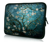 "Wintersweet Soft Sleeve Case Cover Pouch For 10"" ~ 17"" Tablet Laptop Netbook"
