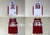 Cheap-Mix Order Lower Merion High School Kobe Bryant #33  Basketball Jersey