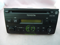 Matsushita single CD radio unit 86120-YY150-A 12V for Toyota car audio AUX MP3 WMA ACLN-D12U TUNER DISC CQ-ST42K0CD