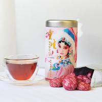 Tea series pu'er tea, cooked mini tuo tea