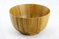 Natural bamboo technology bamboo supplies tableware tea set bassie bamboo bowl