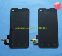 Free shipping For Xiaomi M2 M2s Mi2 Mi2s LCD Display Touch Digitizer Screen Assembly Black (Original)