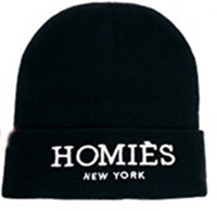 Whosale 100% Acrylic 2013 new design Homies Beanie New y ny skullies beanie hot selling whosale price ny baseball cap