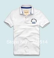 Hot Selling 2013  Fashion Short Sleeve Polo T-shirt for men ,2013 New Arrived Summer  Men's T Shirt  polo shirt 100% Cotton