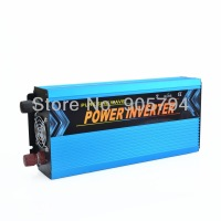 High Quality 1500 Watt Max. 3000 Watt Pure Sine Wave Power Inverter DC 12V to AC 220V 230V Soft Start Funtion