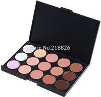 New Professional Face  15 Colors Concealer Camouflage Makeup Neutral Palette