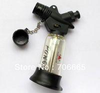 Spray Gun Flame Cigarette Lighter Butane Gas Jet Cigarette Lighter Torch Lighter