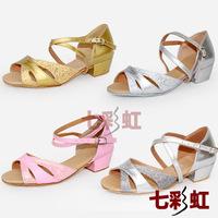 Baby Girl Small child Latin dance shoes Latin dance shoes female child Latin shoes practice shoes