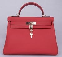 FREE SHIPPING real COWSKIN leather Designer fashion classical WOMEN'S Handbag lady Shoulder Messenger Bag 28 32 35 TOP QUALITY