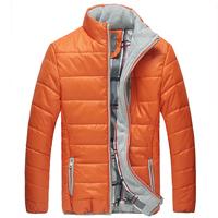 Plus size plus size wadded jacket plus size clothes male cotton-padded jacket cotton-padded jacket