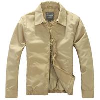 Plus size male wadded jacket quinquagenarian Large wadded jacket plus size plus size loose design short cotton-padded jacket