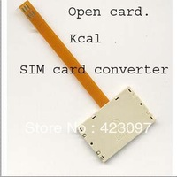KZ - B09 durable & Kcal apparatus & Open & Card device. The sim card converter