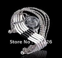 2012 New style.Wholesale Women style fashion Summer hot sell Quartz bangle watch.TOP quality.Free shipping.