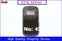 Unlocked WCDMA/GSM Quad band Original 4G ZTE MF80 42Mbps Wifi Mifi Router With SIM Card Slot Mobile Hotspot
