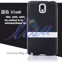 TPU case for note 3.PC+TPU combo back cover design stand case for samsung galaxy note 3 n9000 Free Shipping #1