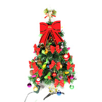FREE SHIPPING!!!60cm A,Christmas tree, Christmas gifts, for children or for window decoration, table layout