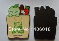 Stylish wedding gift fridge magnet  --- DH4805