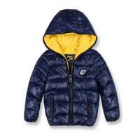 2013 children's autumn and winter clothing male child wadded jacket cotton-padded jacket baby winter cotton-padded jacket
