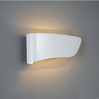 Modern brief fashion banner wall lamp bedroom wall lamp Free Shipping