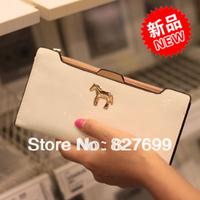 Free shipping 2013 wallet women's long design purse women's multi card holder wallet