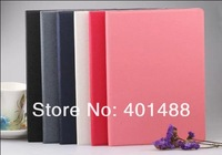 New Arrive luxury  Fashion Style Premium Leather  Cover Stand  Back Case For iPad air  5gen