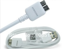 White USB 3.0 Sync+Charging Data Cable FOR SAMSUNG GALAXY NOTE 3 III N9000