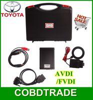 AVDI/FVDI ABRITES Commander For Toyota Lexus V5.0 AVDI/FVDI commander with Hyundai/Kia/Tag Key Tool software