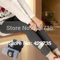 2013 Hot Sale Fashion Cat Cotton Women's Leggings Knitted Flexible Leggings Ladies' Fashion Seamless leggings