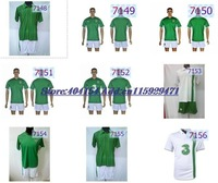 ireland national soccer jersey football new quality original thai Football uniform home away best Player version free ship