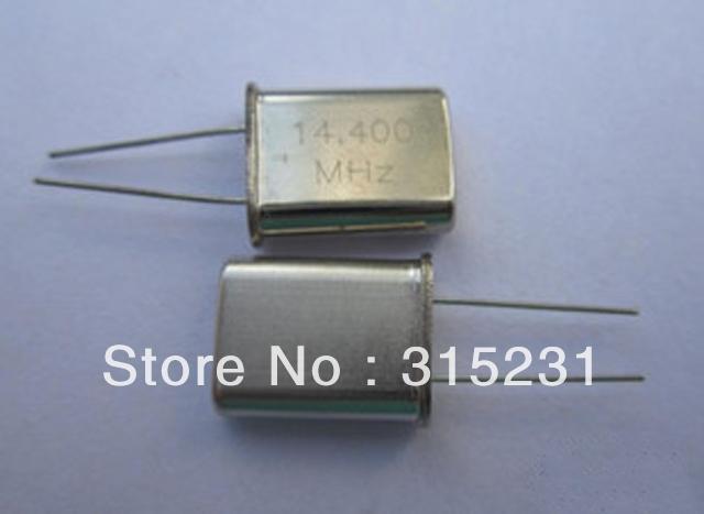 2x 14.4M Car Radio Accessories Launch Crystal For Motorola GM300(China (Mainland))