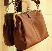 New Arrival Women's Brown Europe Shoulder Purse Handbag,Spain fashion Totes bags,Lady  Retro Vintage Casual bag