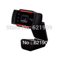 AutoFocus 1600*1200 60fps Webcam Camera Web Cam with Mic For Laptop PC Notebook