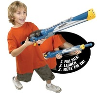 Fogo child jet fishing rod nature