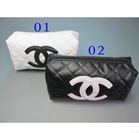 free shipping brand women's cosmetic cases luxury make up bags for ladies beauty case