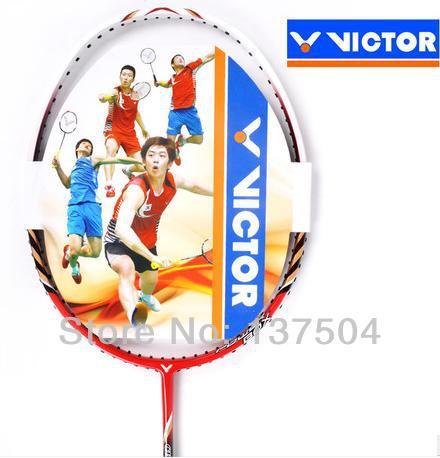 The original victor challenger 7350 badminton racket. High-end badminton racket. Free shipping(China (Mainland))