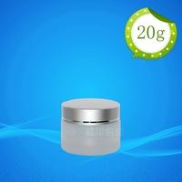 Cream sub-bottling cream sub-bottling cosmetic glass bottle cream glass bottle cream jar 20g