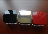 50 quality cosmetics cream jar acrylic cream bottle skin care products sub-bottling black-and-white casebottle