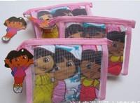 Wholesale Baby Girls cotton cartoon Dora Princess shorts Baby's panties Children's underwear kids breifs children's panties